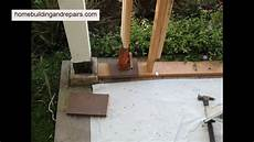 How To Replace Wood Patio Posts Home Repair Tips