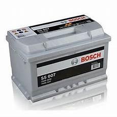 Batteria Originale Bosch S5007 74ah 80ah Per Auto Golf V