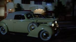 All The Cars In Who Framed Roger Rabbit 1988