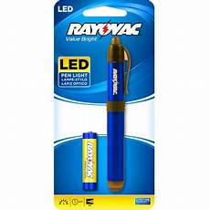 rayovac led pen light 6 hour run time walmart com