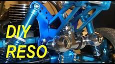 nitro buggy reso diy eigenbau tuning auspuff aus