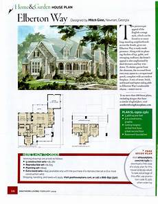 elberton way house plan elberton way house plan via southern living 3 468 sq ft