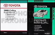 best car repair manuals 1998 toyota celica on board diagnostic system 2000 2004 toyota celica gt s automatic transmission overhaul manual