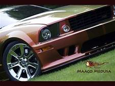 Stare At Your Own Risk Maacos Medusa Mustang  Autoblog