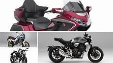 Honda Motorrad Deutschland 2018 Preisliste Motorrad News