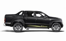 Vw Amarok V8 - vw amarok gets tuner treatment turns into