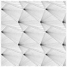 Papier Peint Trait Noirs Et Fond Blanc Fan Black White