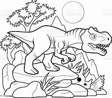 dinosaurier interesse ausmalbilder zeichnen und f 228 rben