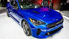 How Would You Configure Your 2018 Kia Stinger