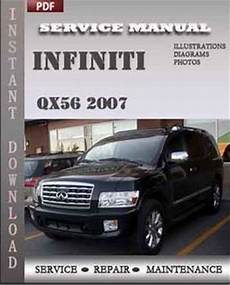 manual repair autos 2007 infiniti qx electronic valve timing infiniti qx56 2007 service manual download repair service manual pdf
