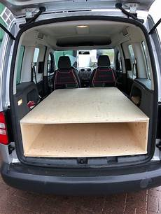 vw caddy ausbau kauf cing box vw caddy steelwonder