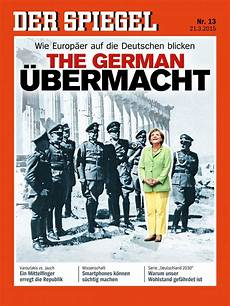 der spiegel cover with merkel and business insider
