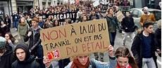 manifestation contre la loi du travail manifestation contre la loi travail un premier tour de chauffe quot ti 232 de quot le point