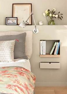 ladari per stanze da letto testiera letto con comodino integrato in cartongesso