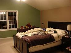 surviving painting our bedroom
