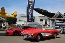 Corvette Und Us Car Treffen Des Technik Museum Speyer