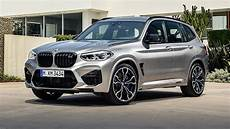 bmw x3 m x4 m competition 2019 pricing and specs