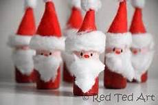image result for toilet paper roll santa claus