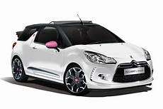 citroen ds 3 citroen ds3 cabrio dstyle by benefit unveiled auto express