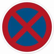 bußgeld absolutes halteverbot parkverbot rund aufkleber sticker parken verboten halteverbot ebay