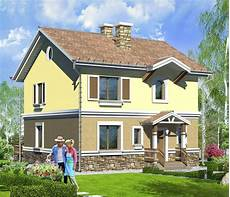 simple two storey house with simple two story houses house plan eve 142 sqm