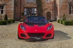Less Is More With The New Lotus Elise Sprint