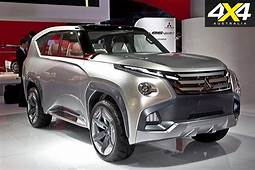 All Mitsubishi Pajero 2019 Exterior  New Suv