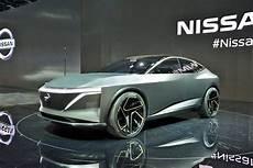 2019 nissan electric car nissan ims electric car concept debuts at 2019 detroit