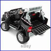 Kid Ride On 12V Electric Battery Powered Car Truck For Boy