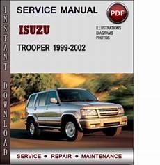 chilton car manuals free download 2002 isuzu trooper engine control isuzu trooper 1999 2002 factory service repair manual download pdf