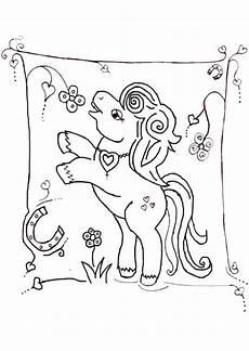 Filly Pferde Malvorlagen Zum Ausdrucken Ausmalbilder Filly Pferde Kostenlos Malvorlagen Zum
