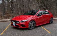 car review 2020 mercedes a 250 hatchback all about car