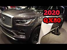 2020 infiniti qx80 5 6l limited chicago auto show