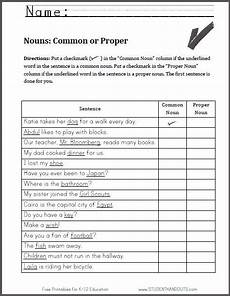 1000 images about educational proper and common nouns pinterest anchor charts charts and