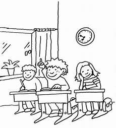 Schule Und Familie De Malvorlagen Kostenlose Malvorlage Einschulung Kinder In Der Schule