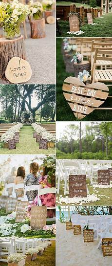 awesome rustic wedding with wooden vibe elements home
