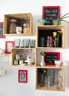 küche deko ideen 42 weinkisten deko ideen und mobiliar