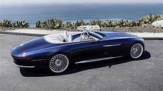 Vision Mercedes Maybach 6 Cabriolet Is A Gorgeous Top Ev
