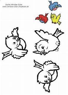Window Color Malvorlagen Kinderzimmer Ausmalbilder Tiere Vogel Malvorlagen
