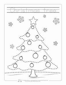 Vorschule Malvorlagen Anleitung Gepunktete Tanne In 2020 Vorschule Weihnachten