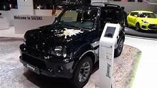 2018 Suzuki Jimny Allgrip 1 3 Compact Top Exterior And