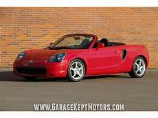 2001 toyota mr2 spyder for sale classiccars cc 1209099