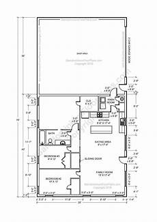 4 bedroom barn house plans barndominium floor plans 2 story 4 bedroom with shop