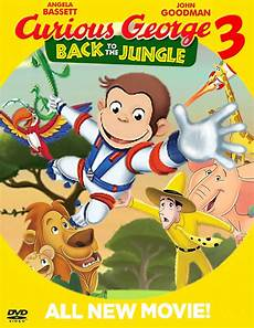 image curious george 3 back to the jungle dvd release