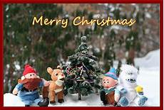 merry christmas rudolph images merry christmas from rudolph and friends photograph by deborah a andreas