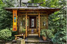 japanese tea house asian landscape other by miriam