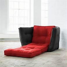futon vendita chauffeuse bicolore convertible matelas futon dice futon