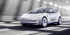 voiture volkswagen leaked slide reveals five vw electric vehicles by 2022