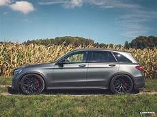 Tuning Mercedes Glc 63 Amg Side