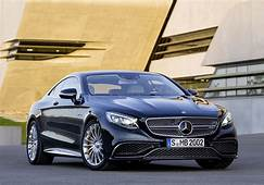 2015 Mercedes Benz S65 AMG Coupe  Front Photo Anthracite